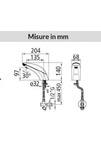 DMP - CLASS 10 METAL PER A/F O PREMISCELATA
