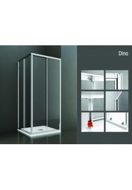TDA - DINO parete doccia con porta scorrevole