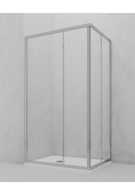 TDA - DINO ASC parete doccia scorrevole in cristallo per box