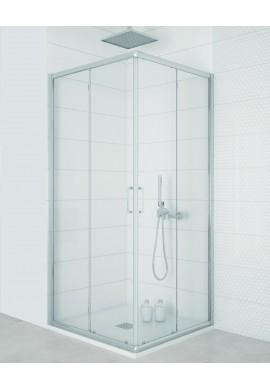 TDA - SPEEDY ASC parete doccia scorrevole in cristallo per box
