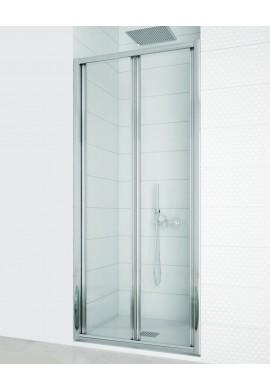 TDA - SPEEDY PSO porta doccia a soffietto in cristallo per box