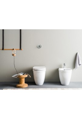 EVER LIFE DESIGN BY THERMOMAT  EVERY 44 BIDET DISABILI A TERRA