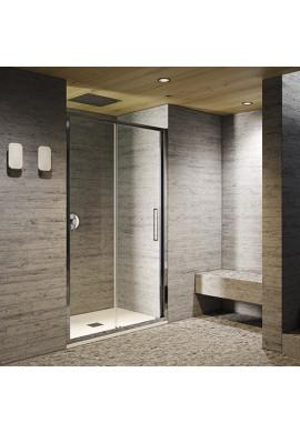 TDA - DADO MAXI  porta doccia a soffietto in cristallo per box