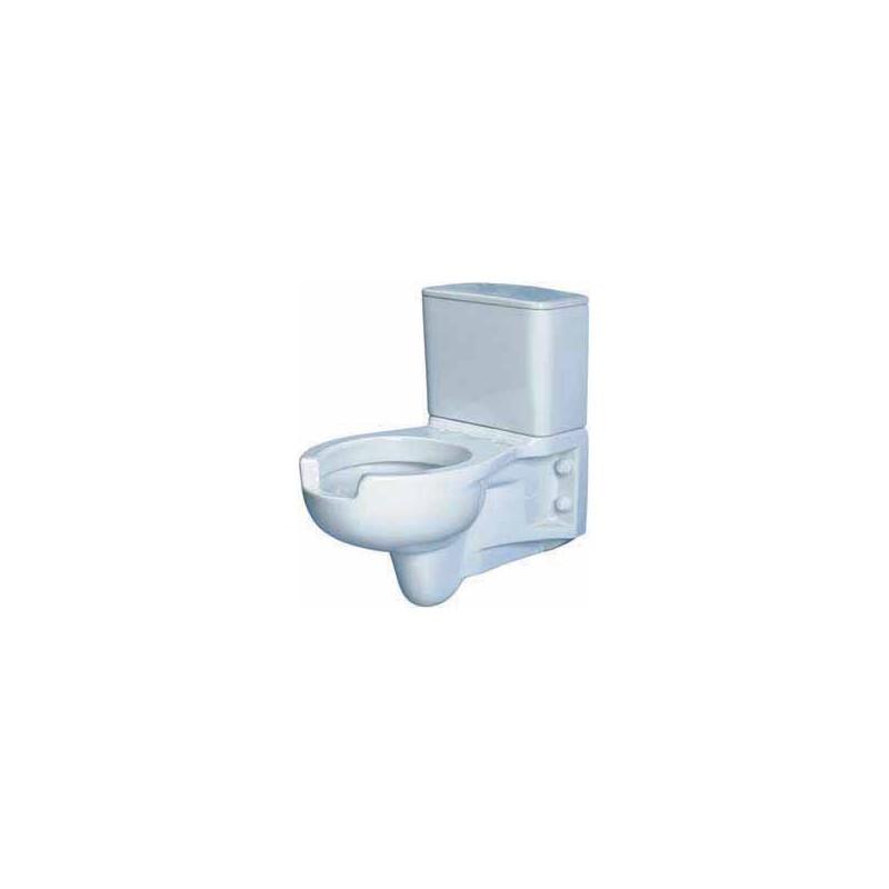 Thermomat unika vaso monoblocco sospeso in vitreous for Cambiare tavoletta wc sospeso