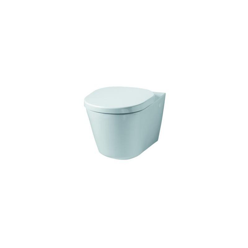Ideal standard tonic vaso sospeso k3108 con sedile for Cambiare tavoletta wc sospeso