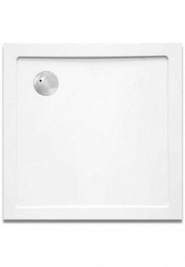 IDEAL STANDARD PIATTO DOCCIA ACRILICO ULTRA SLIM SLIM QUADRO CM. 4