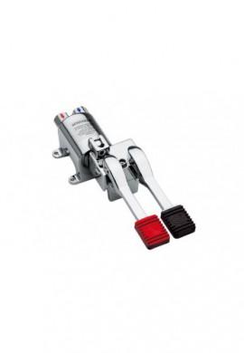 IDRAL - 02075/01 - Miscelatore progressivo monopedale a pavimento