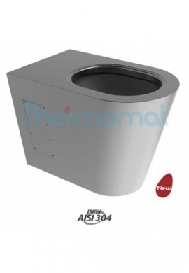 THERMOMAT 2040 WC INOX CARENATO