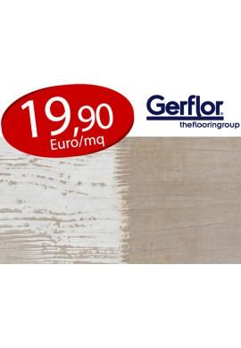 GERFLOR - SENSO RUSTIC 7.25' PATCHWORK GREY cm 91,4 x 18,4 - conf. da mq 2,69