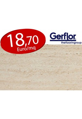 GERFLOR - SENSO NATURAL TRAVERTIN cm 30,5 x 60,9 - conf. da mq 2,22
