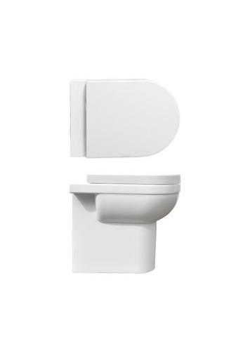 Althea 50 smart wc scarico pavimento parete compra for Scarico wc a parete